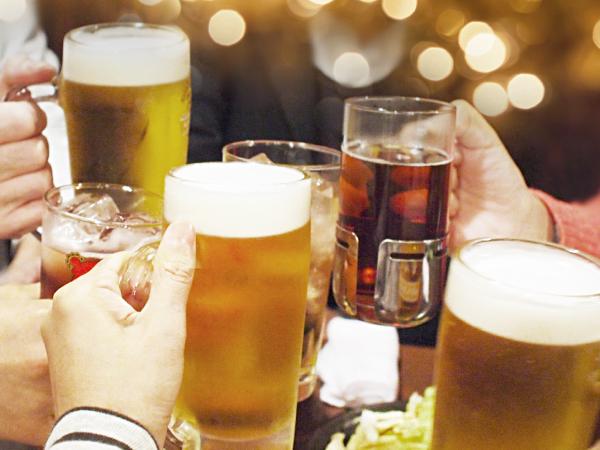 飲み会に参加するキャストは厳しい審査を合格したキャストのみ
